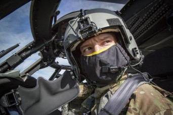 Behind the COVID-19 mask: Army Aviation, medicine sciences find cockpit training solutions