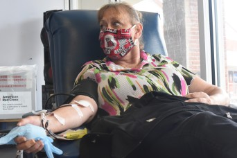 Fort Knox Safety official donates plasma to help others fight COVID-19