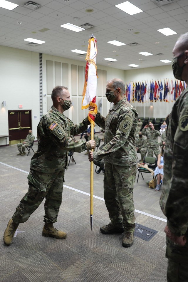 U.S. Army South welcomes new Command Sergeant Major