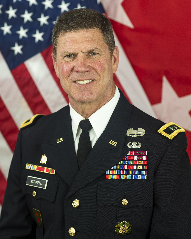 Maj. Gen. Daniel G. Mitchell