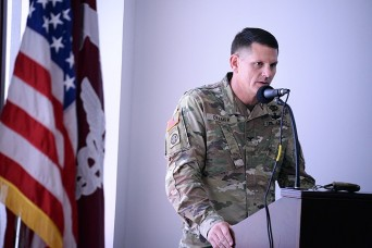 Fort Leavenworth MEDDAC welcomes new commander
