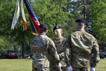Bayonet Brigade welcomes new commander
