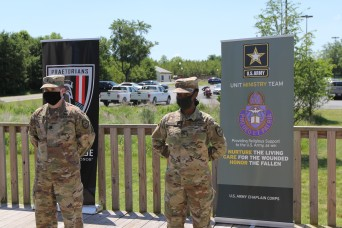 Cyber battalion Unit Ministry Team wins INSCOM top UMT honors