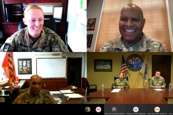 Army leaders highlight career benefits for nationwide hiring event
