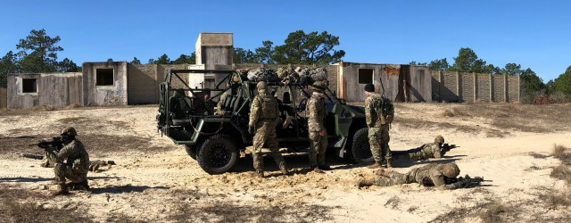 The Army's new Infantry Squad Vehicle