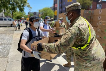 New York National Guard restructures COVID-19 response