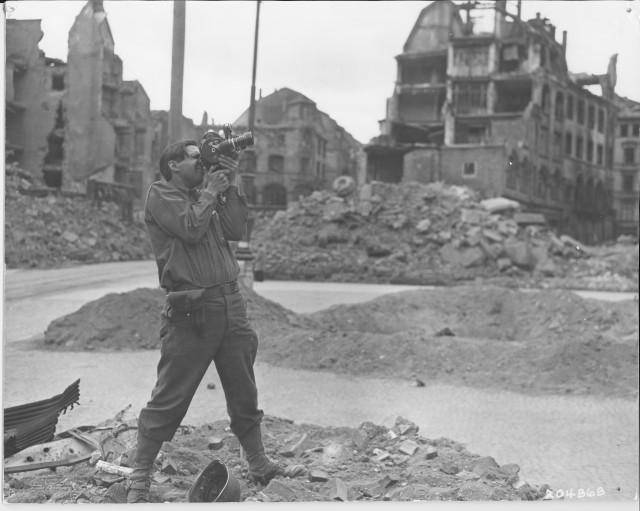 Signal Corps Photographer