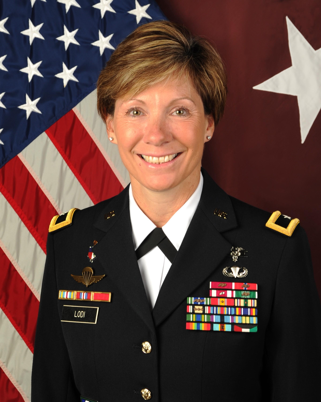 Brig. Gen. Paula Lodi