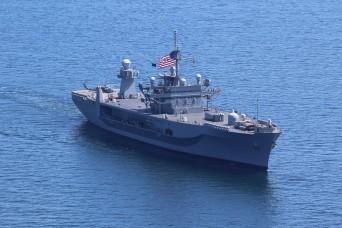 Army facilitates Navy ship-to-shore virtual health capability