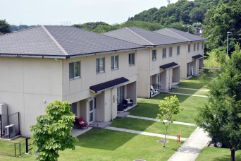 Camp Zama housing satisfaction improves, wins awards