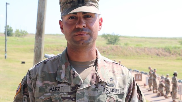 Army leader grows from city roots
