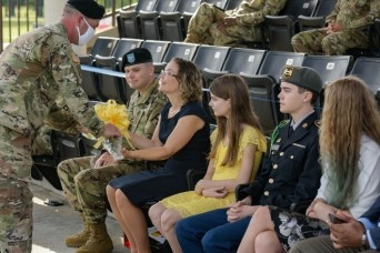 4th Cavalry Brigade welcomes new commander during pandemic