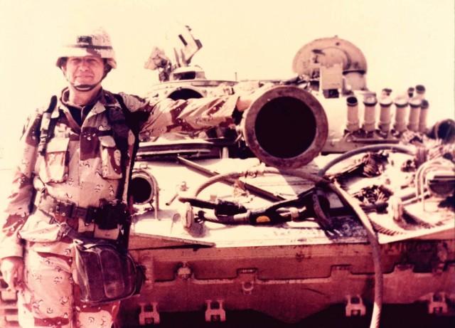 Gen. Paul E. Funk II's father, Lt. Gen. Paul E. Funk. (Courtesy Photo)