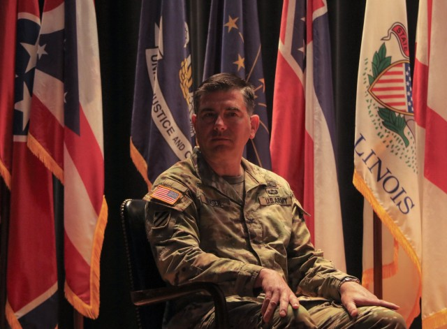 U.S. Army Cadet Command welcomes new Deputy Commanding Officer