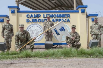 Wisconsin National Guard team delivers while deployed