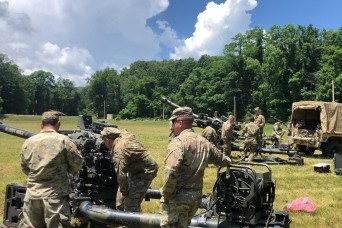 Task Force Ramrod ready to make an impact while conducting summer training at West Point