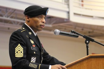 30 years of dedicated military service comes full circle at the 48th Chemical Brigade