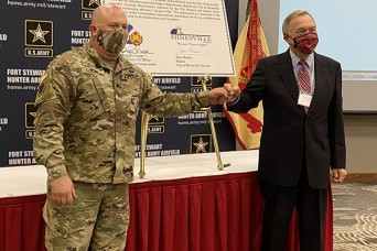 Fort Stewart, Hunter Army Airfield strengthen community bonds with agreement