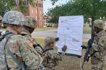 NCO academy at Fort Benning mounting in-depth defenses against COVID-19