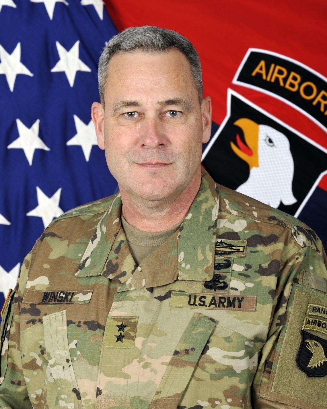 Maj. Gen. Brian Winski