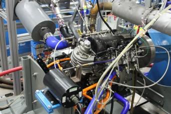 Army's FCT program expedites testing UAS engine
