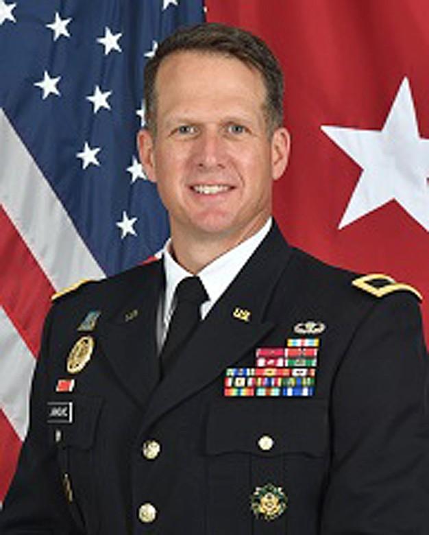 Brig. Gen. Ryan M. Janovic