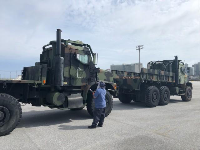 835th Transportation Battalion assists Marine Corps modernization.