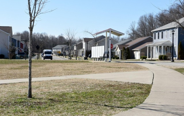 Fort Knox received good scores in a recent housing satisfaction survey
