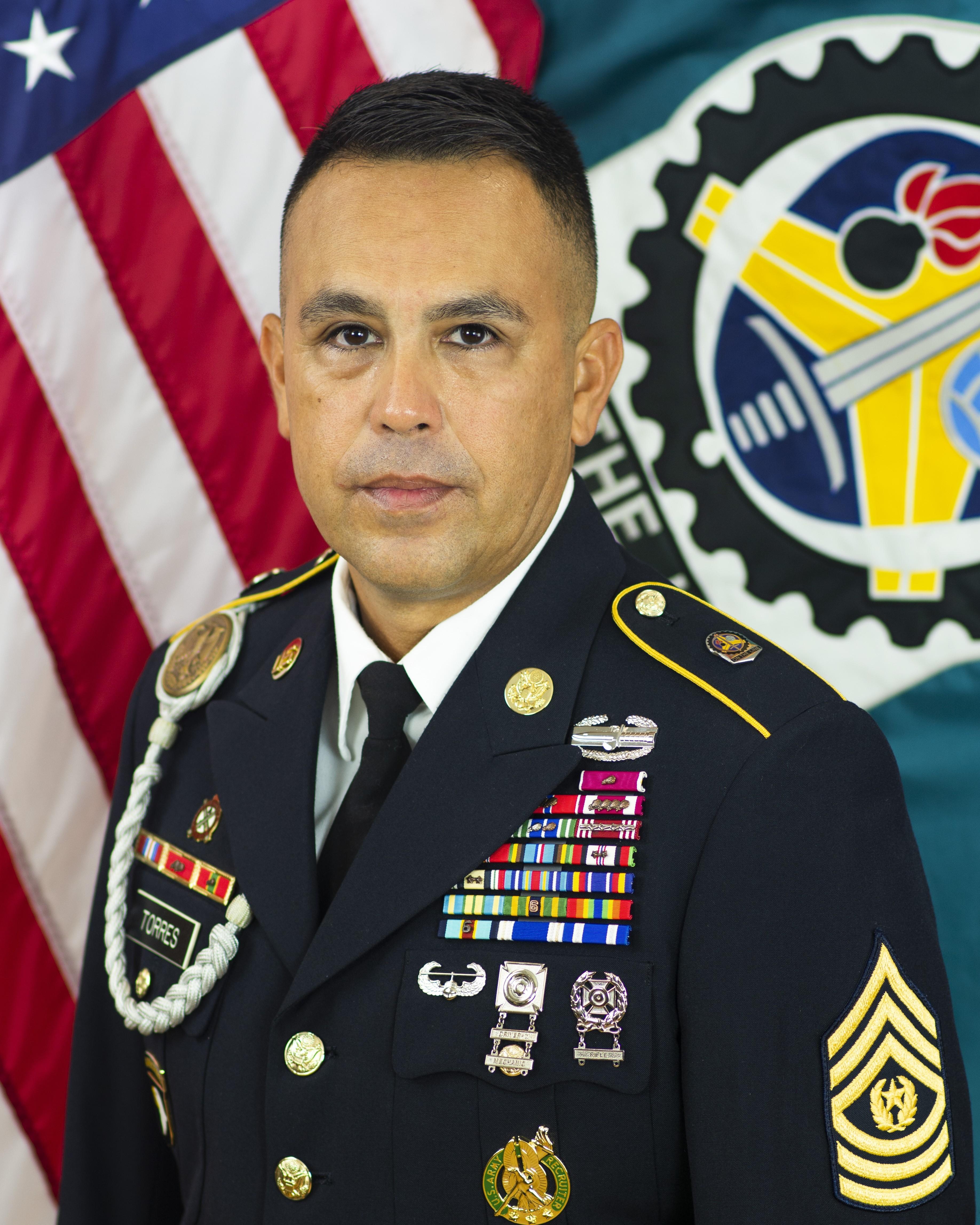 CSM Marco A. Torres