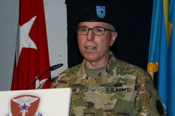 Regional Health Command Europe welcomes new command team