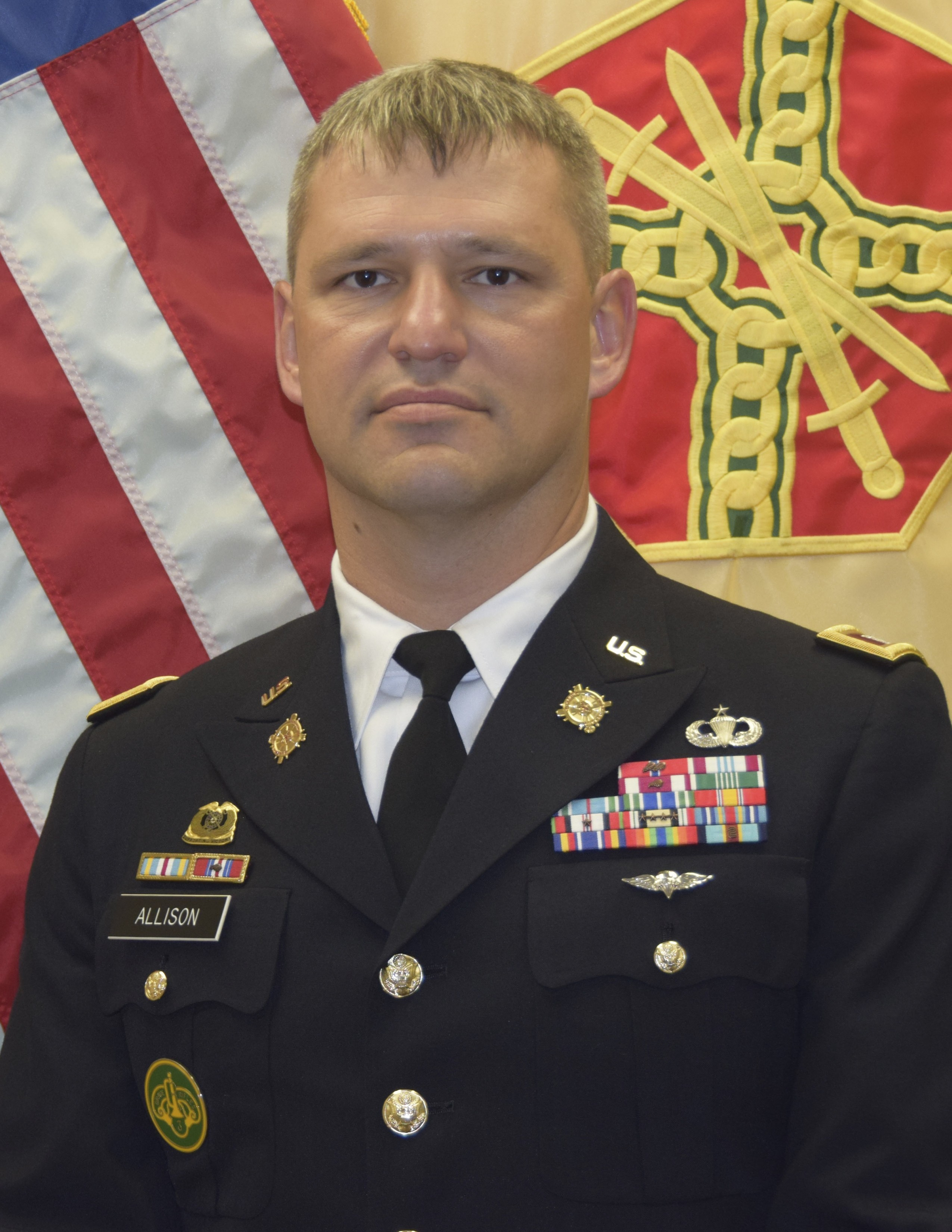 Col. Todd J. Allison