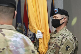 38th ADA Brigade Changes Command, Responsibility