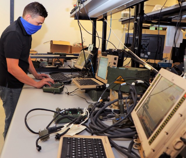 Army evaluates upgraded GPS devices for robust battlefield communications