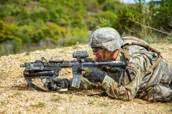 Army seeks environmentally friendlier ammunition