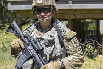 Army National Guard Soldier crams a career into one year