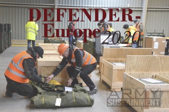 DEFENDER-Europe 2020 | Army Prepositioned Stock-2 Enables Dynamic Force Employment in Europe