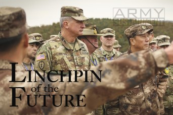 Linchpin of the Future | An Interview with Retired Gen. Robert Brown