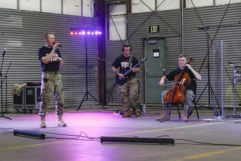 Wisconsin Guard's 132nd Army Band serves communities, troops