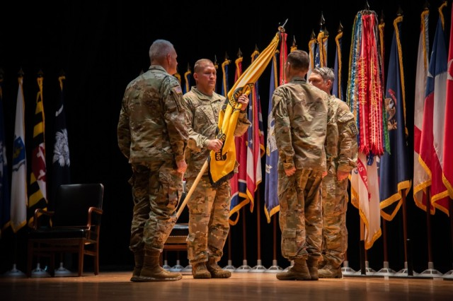 U.S. Army Cadet Command welcomes new Command Sergeant Major