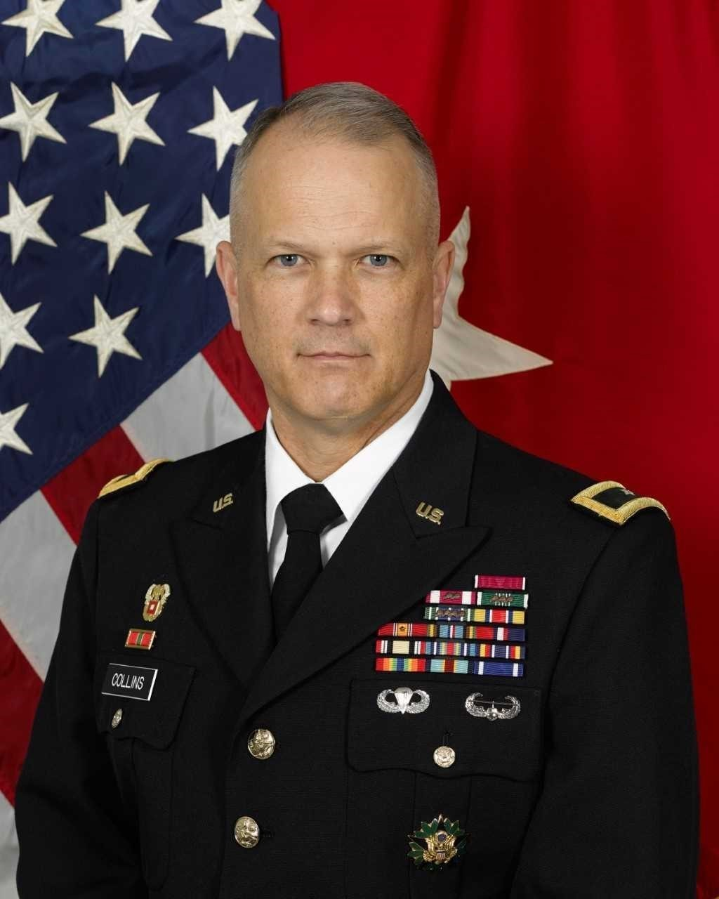 Brig. Gen. Robert Collins