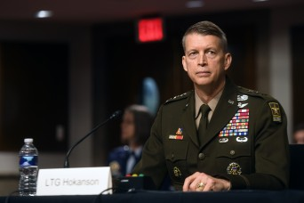 Army Lt. Gen. Daniel Hokanson confirmed as NGB chief