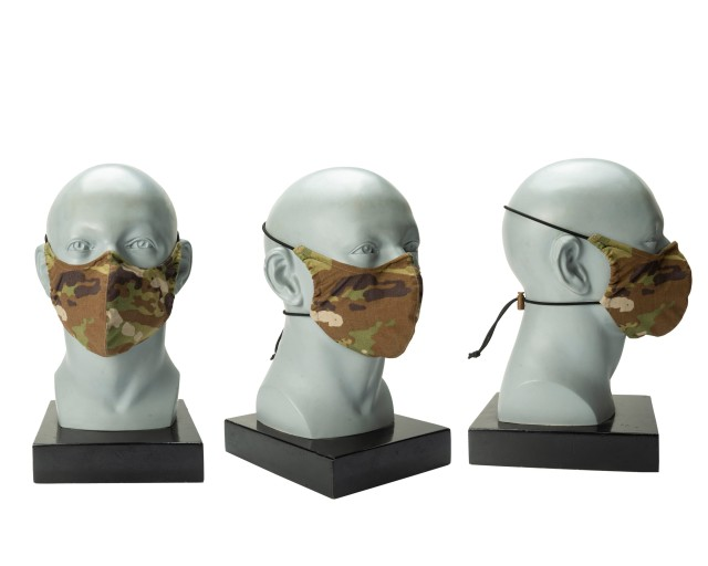 CCDC Soldier Center Type II Army face covering