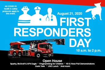 USAG Wiesbaden DES to host First Responders Day
