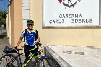 1,000 kilometers in 19 days – no easy task on a mountain bike