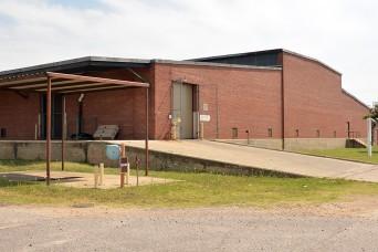World War II-era warehouse at Richmond depot to get major overhaul