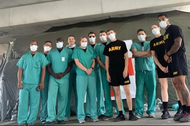 Medical Treatment Team Alpha