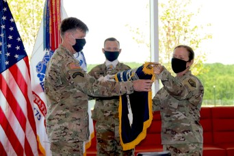 Army Cyber Command ceremony heralds its arrival at new headquarters at Fort Gordon