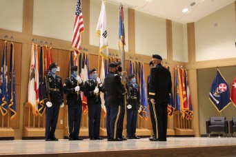 501st Military Intelligence Brigade Hosts Change of Command Ceremony