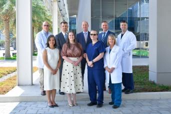 Medical Ties Bind Forces in Partnership