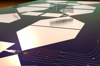 Quantum chip fabrication paves  way for scalable processors